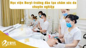truuwongf đào tạo chăm sóc da chuyên nghiệp